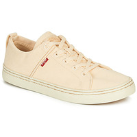 Chaussures Homme Baskets basses Levi's SHERWOOD LOW Beige
