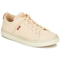Chaussures Femme Baskets basses Levi's SHERWOOD S LOW Beige