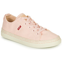 Chaussures Femme Baskets basses Levi's SHERWOOD S LOW Rose