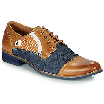 Chaussures Homme Derbies Kdopa JONES Camel / bleu