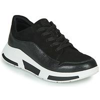 Chaussures Femme Baskets basses FitFlop FREYA Noir