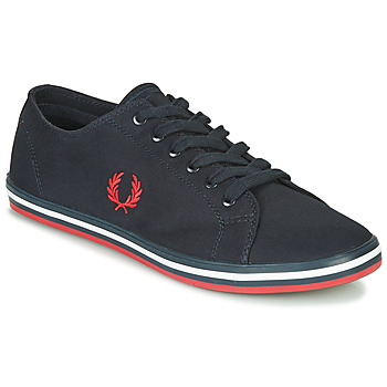 Chaussures Homme Baskets basses Fred Perry KINGSTON TWILL Bleu