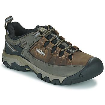 Chaussures Homme Randonnée Keen TARGHEE III WP Marron
