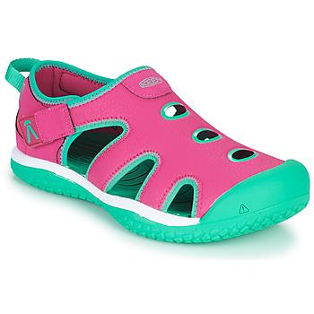 Chaussures Fille Sandales sport Keen STINGRAY Violet / Bleu