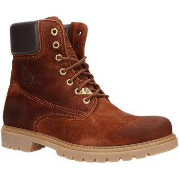 Chaussures Homme Boots Panama Jack PANAMA 03 C57 Marr?n