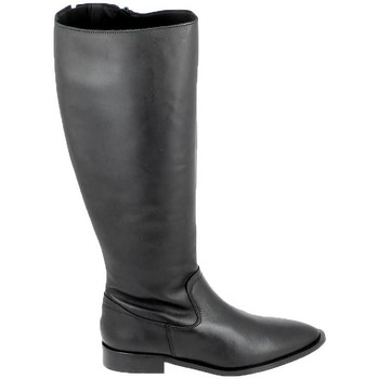 Chaussures Bottes Porronet Botte Bost Noir Noir