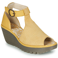 Chaussures Femme Sandales et Nu-pieds Fly London YALLS Jaune