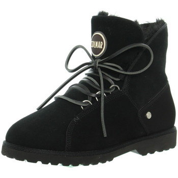 Chaussures Femme Bottines Colmar Bottines Femme  Starling ref_47556 Noir noir
