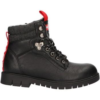 Chaussures Enfant Boots Levi's VPHI0004S HIGH SIERRA Negro