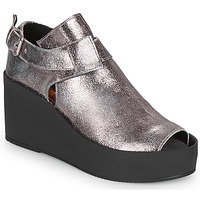 Chaussures Femme Sandales et Nu-pieds Papucei ANTONINA Argenté