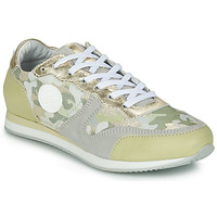 Chaussures Femme Baskets basses Pataugas IDOL/MIX Camouflage