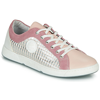 Chaussures Femme Baskets basses Pataugas JOHANA Rose nude
