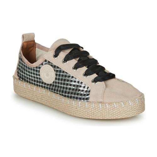 Chaussures Femme Espadrilles Pataugas PANKE Sable