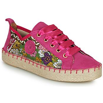 Chaussures Femme Espadrilles Pataugas PANKE Rose
