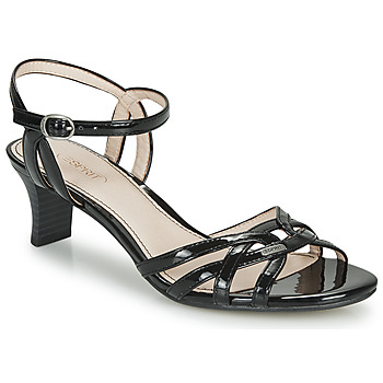 Chaussures Femme Sandales et Nu-pieds Esprit BIRKIN SANDAL Noir