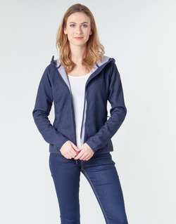 Vêtements Femme Sweats Columbia W PACIFIC POINT FULL ZIP Bleu