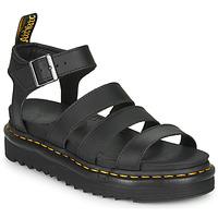 Chaussures Femme Sandales et Nu-pieds Dr Martens BLAIRE Noir