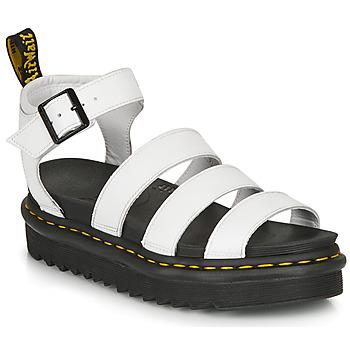 Chaussures Femme Sandales et Nu-pieds Dr Martens BLAIRE HYDRO Blanc