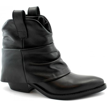 Chaussures Femme Bottines Divine Follie DIV-I19-B40-SN Nero