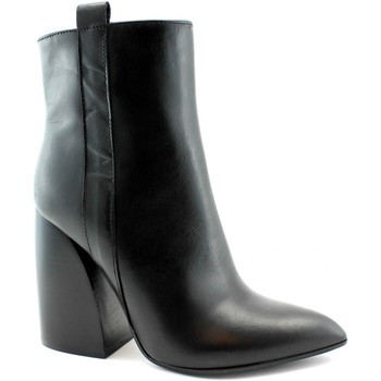 Chaussures Femme Bottines Divine Follie DIV-I19-LP21-NE Nero