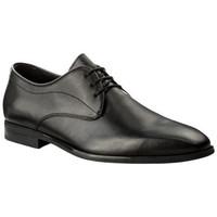 Chaussures Homme Derbies Geox ville basse u new life a Noir