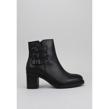 Chaussures Femme Bottines Lol 2104 Noir