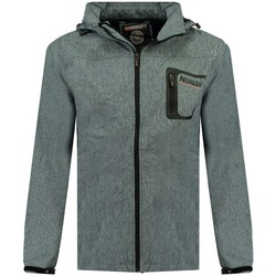 Vêtements Homme Blousons Geographical Norway Softshell Homme Texshell Bleu