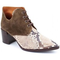 Chaussures Femme Low boots Javiera 2304 Marron