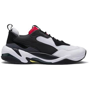 Chaussures Femme Baskets basses Puma Basket  THUNDER FASHION 1.BL-RED - 367516-07
