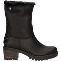Chaussures Femme Bottines Panama Jack PIOLA B36 Negro