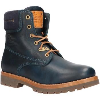 Chaussures Femme Boots Panama Jack PANAMA 03 IGLOO B50 Azul