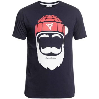 Vêtements Homme T-shirts & Polos Rugby Division Tee-shirt rugby Papa - Rugby D Bleu