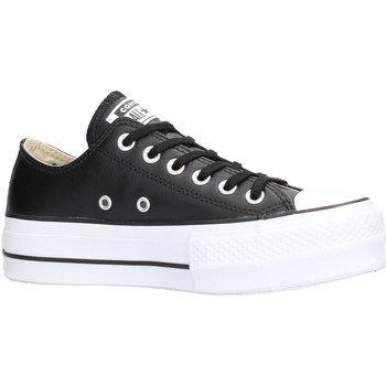 Chaussures Femme Baskets mode Converse - Ct as lift lean ox nero 561681C NERO