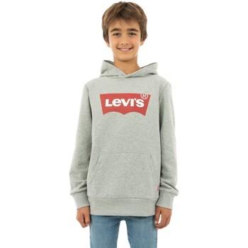Vêtements Garçon Sweats Levi's np15007 batwing screenprint 306 grey heather gris