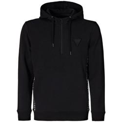 Vêtements Homme Sweats Guess Sweat-shirt Homme M94Q49 Chase Noir Noir