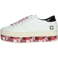 Chaussures Femme Baskets basses Date I19-1 Blanc