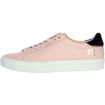 Chaussures Femme Baskets basses Date I19-61 Rose