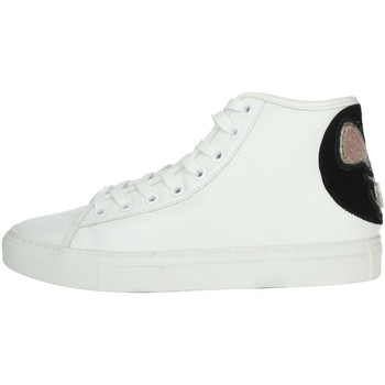 Chaussures Femme Baskets montantes Date I19-69 Blanc