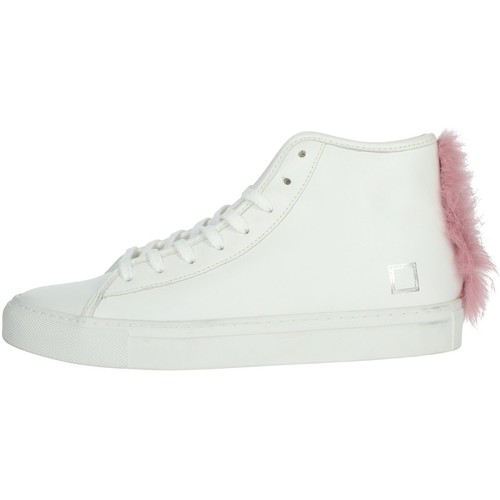 Chaussures Femme Baskets montantes Date I19-70 Blanc