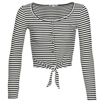 Vêtements Femme Tops / Blouses Pepe jeans FALBALA Noir