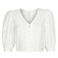 Vêtements Femme Tops / Blouses Pepe jeans CLAUDIE Blanc