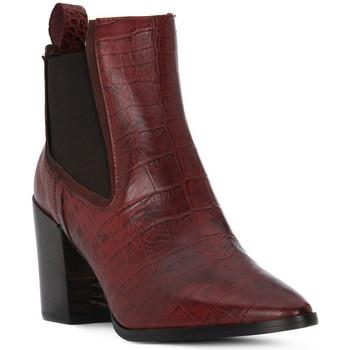 Chaussures Femme Bottines Priv Lab TRONCHETTO Marrone