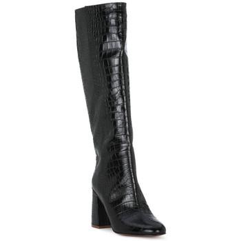 Chaussures Femme Bottes ville Priv Lab COCCO NERO Nero