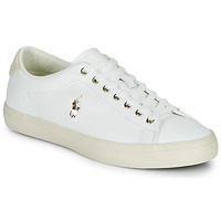 Chaussures Homme Baskets basses Polo Ralph Lauren LONGWOOD-SNEAKERS-VULC Blanc