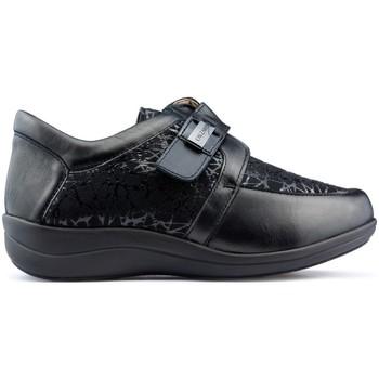 Chaussures Femme Derbies & Richelieu Calzamedi CHAUSSURES  AJUSTABLES NOIR