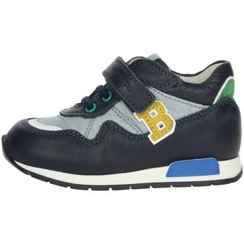 Chaussures Garçon Baskets basses Balducci CSPORT3750 Bleu