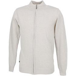 Vêtements Homme Gilets / Cardigans Rms 26 Basic ecru fz gilet Ecru