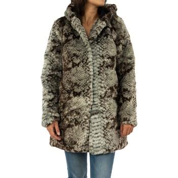 Vêtements Femme Manteaux Bsb 042-219004 stone gris
