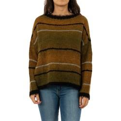 Vêtements Femme Pulls Bsb 042-260030 hunter green vert