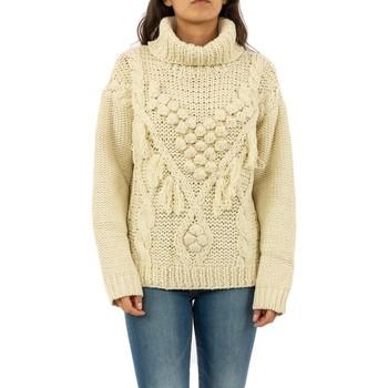 Vêtements Femme Pulls Bsb 042-260034 ecru beige